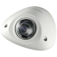 SAMSUNG - Videocamera IP 2 MP SNV-6012M da Interno Colore...