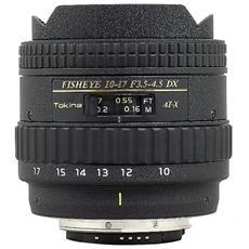Obiettivo10-17mm F / 3.5-4.5 Dx Nikon