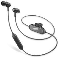 Auricolari In-Ear Wireless E25BT Bluetooth colore Nero