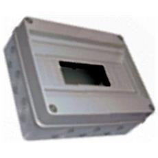 Calotta Centralino Da Parete Din 4/8 Mod 200x160x90 Ip40