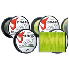 Trecciato J-braid 0,16 Mm 150 M Unica Verde
