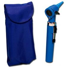 Otoscopio A Fibre Ottiche Gimalux - Blu