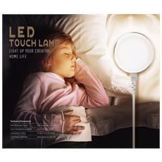 Madprice - Ldnio A2208 3 Modalità Led Night Light Home Charger Con 2 Porte Usb Di Ricarica Rapida 5 V 2.4a Spina Di Ue