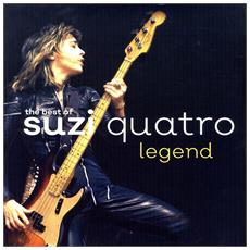 Suzi Quatro - Legend: The Best Of (2 Lp) - Disponibile dal 09/02/2018