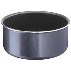 L2312802ingenio Elegance Casseruola Alluminio Nero, 16 Cm Diametro