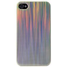 COVRAINBOWIP4S Cover Multicolore custodia per cellulare