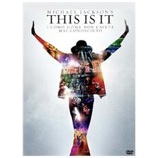 DVD JACKSON MICHAEL - THIS IS IT (sing)