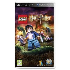 PSP - Lego Harry Potter Anni 5-7