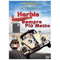 Dvd Herbie Il Maggiolino Sempre Piu' M.