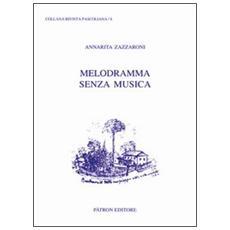 Melodramma senza musica. Giovanni Pascoli, gli abbozzi teatrali e le canzoni di Re Enzio