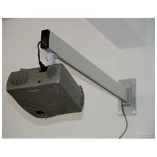 Supporto per Videoproiettore Grigio Metallo 30 x 15 x 0.2 cm 23106