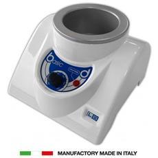Fornello Scaldacera Basic In Plastica Per Barattolo Da 400 E 800 Ml Made In Italy