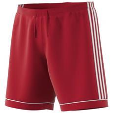 Squadra 17 Jr Red Short Da Calcio Bambino Taglia 9/10a