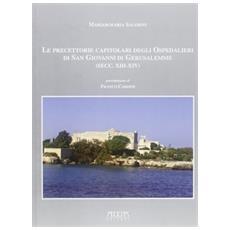 Le precettorie capitolari degli ospedalieri di san Giovanni di Gerusalemme (sec. XIII-XIV)