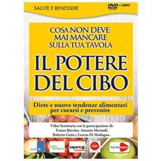Potere Del Cibo (Il) (Dvd+Libro)