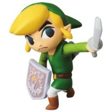 Figura Nintendo Udf Series 1 Mini Figure Link (the Legend Of Zelda: The Wind Waker) 6 Cm
