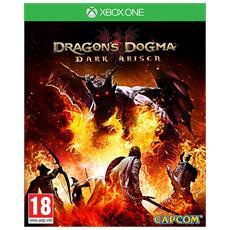 XONE - Dragon's Dogma Dark Arisen