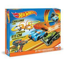 Hot Wheels Pista Elettrica Challenge Level 1:43 GG00693 RICONDIZIONATO