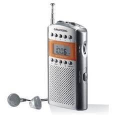 Mini boy 62, Portatile, FM, 3.5 mm, 90g, AAA, 1,5V