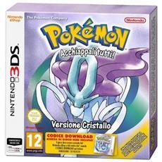 N3DS - Pokemon Versione Cristallo (Digitale)