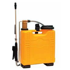 Pompa a zaino a pressione in plastica capacita' 12 lt