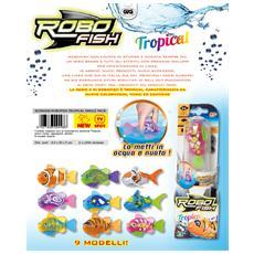 GIOCHI PREZIOSI - Robo Fish - Tropical - Single Pack