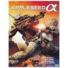 Dvd Appleseed Alpha