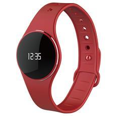 ZeCircle Bluetooth Attività Giornaliera e Sonno - Rosso