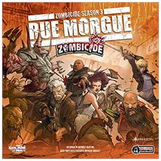 Zombicide Base - Rue Morgue