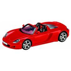 Sl118338 Porsche Carrera Gt 2001 Red 1:18 Modellino