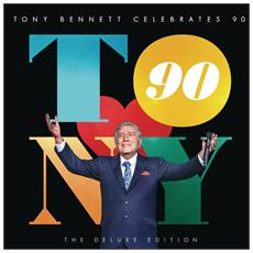 Tony Bennett - Celebrates 90 The Deluxe Edition (3 Cd)