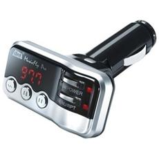 MusicFly Pro, 87.6 - 107.9 MHz, Nero, 47g, 91 x 32 x 61 mm