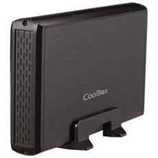 SlimChase 3531, 3.0 (3.1 Gen 1) , USB Type-B, Femmina, HDD, SSD, SATA, Seriale ATA II, Serial ATA III, AC