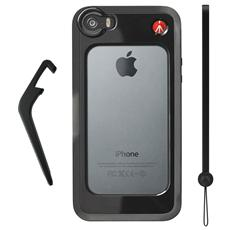 Bumper per iPhone 5/5s - Nero