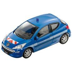 DieCast 1:43 France Gendarmerie Auto Peugeot 207 53138