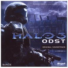 Original Video Game Soundtrack - Halo 3: Odst (2 Cd)