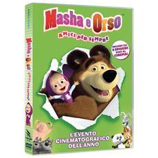 Masha E Orso - Stagione 02 #02 - Amici Per Sempre