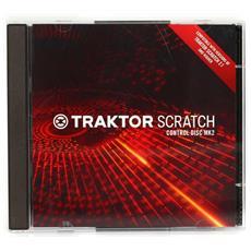 Ni Traktor Scratch Control Disc Mk2 Coppia Cd Di Controllo Timecode Per Dj