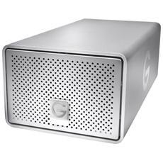 G-RAID USB, 3.0 (3.1 Gen 1) , USB Type-B, Femmina, HDD, Serial ATA III, USB 3.0, HDD