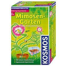Il giardino delle mimose, Gioco di esperimenti [ lingua tedesca]
