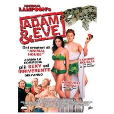 Dvd Adam & Eve