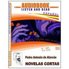 Novales cortas. Audiolibro. CD Audio. Con CD-ROM