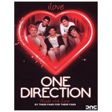 Dvd One Direction - I Love One Direction