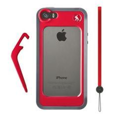 Bumper per iPhone 5/5s - Rosso