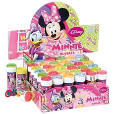 Bolle di sapone mini Minnie (Conf. 36pz) 538000
