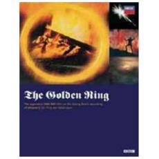 Dvd Solti - The Golden Ring