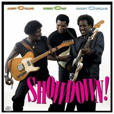 Albert Collins / Robert Cray / Johnny Copeland - Showdown!