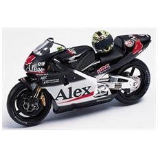 Rab007 Honda Nsr 500 West Team Pons 1/24 Modellino