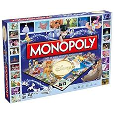 Disney Classic Board Game Monopoly *english Version*