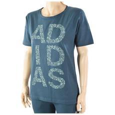 T-shirt Donna Lpw Tee Blu L